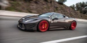 Prior Design reveals package for Ferrari 458 Italia