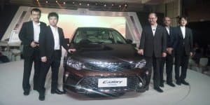 280 Units of All-New Toyota Camry Hybrid Sold in Just 50 Days