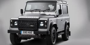 One-off Land Rover Defender prepared to celebrate two millionth production milestone