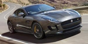Jaguar F-Type SVR to have all-wheel drive