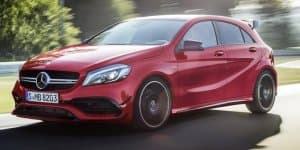 Mercedes CLA & GLA 45 AMG to receive A45 AMG's upgrades