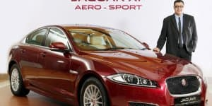 Jaguar XF Aero-Sport Edition Launched at Rs. 52 Lakhs