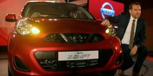 Nissan Micra X-Shift Launched at Rs. 6.40 Lakhs