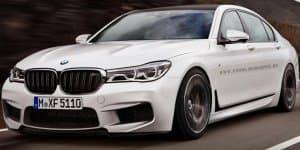 BMW says M3 Touring and M7 will not be launched