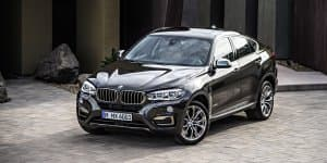 New BMW X6 Launching on July 23, 2015 in India