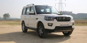 Mahindra Scorpio Automatic booking opens
