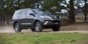 Image Gallery - 2016 Toyota Fortuner