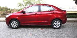 Ford Figo Aspire - Variants & Features