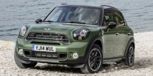 MINI Countryman replacement to be a proper SUV