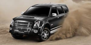 ISUZU India launches the automatic MU-7 SUV at Rs 23.90lakh