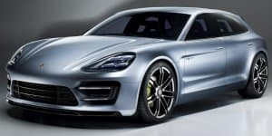 Porsche preparing electric Pajun concept?