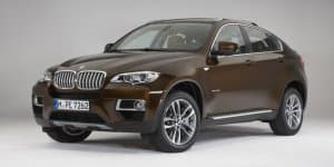 Live Webcast - All-New BMW X6