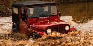 Image Gallery - 2015 Mahindra Thar CRDe