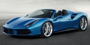 Ferrari 488 Spider breaks cover with 670 bhp