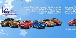 Car Offers & Discounts in July 2015 – Maruti WagonR and Tata Motors