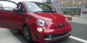Fiat Abarth 595 Competizione Launched at Rs. 29.85 Lakhs