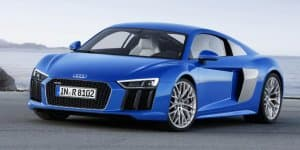 Base Audi R8 to have twin-turbo 2.9-liter V6 engine?