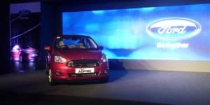 Ford Figo Aspire Launched at Rs. 4.89 Lakhs