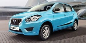 Datsun GO NXT Launched at Rs. 4.09 Lakhs