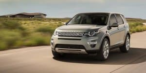 Land Rover Discovery Sport Bags 200 Orders