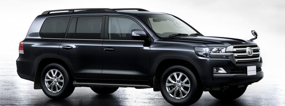 new car launches in japanNew Toyota Land Cruiser 200 Launched in Japan India Launch in