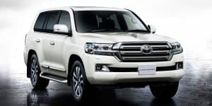 New Toyota Land Cruiser 200 Launched in Japan; India Launch in 2016