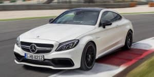 Mercedes-AMG C63 Coupe finally goes official