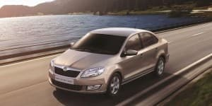 New 2014 Skoda Rapid Launched at Rs 8.04 Lakh