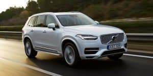 Volvo XC90 Top-End Inscription Trim in Huge Demand
