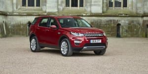 Land Rover Discovery Sport: Variants & Features
