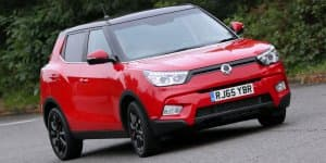 Mahindra SsangYong Tivoli Launched with New Diesel Engine