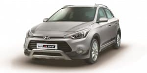 Hyundai i20 & i20 Active Launched with Touchscreen System