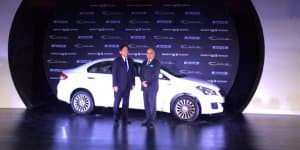 Maruti Ciaz Smart Hybrid Launched at Rs. 8.23 Lakhs
