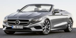 Mercedes officially unveils S-Class Cabriolet