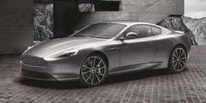 Aston Martin launches DB9 GT Bond Edition