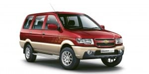 GM India restarts Chevrolet Tavera Production