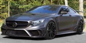 Mansory creates 1,000 bhp Mercedes-AMG S63 Coupe