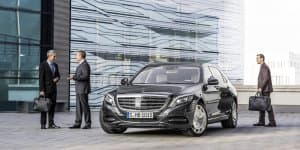 Mercedes-Maybach S600 India Launch on September 25, 2015