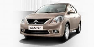 Nissan launches Sunny XV Diesel special edition