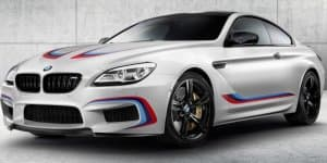 BMW M6 Competition Edition unleashed in Frankfurt