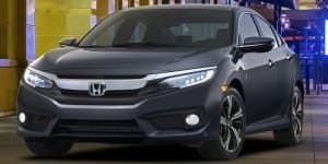 2016 Honda Civic officially revealed