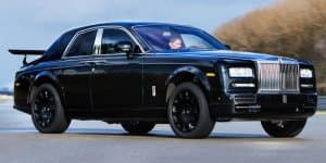 Rolls-Royce SUV launching late 2018