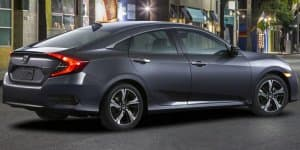 Video - 2016 Honda Civic returns in an official video