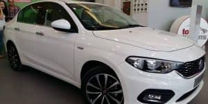 Fiat Aegea production version spotted undisguised