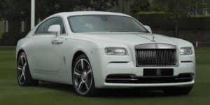 Rolls-Royce Wraith - History of Rugby announced