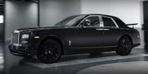 Rolls-Royce Cullinan to feature coach doors