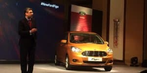New Ford Figo Launched at Rs. 4.29 Lakhs