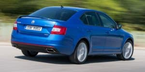 Skoda introduces all-wheel drive Octavia RS TDI