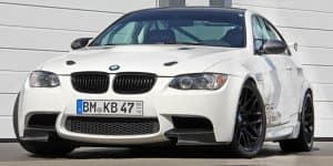 Lighter, more powerful BMW M3 E92 Coupe prepared by KBR Motorsport