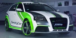 Tuners create powerful Audi RS3 Safety Car